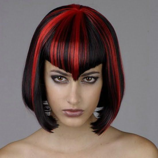 cosplay-ball-halloween-Christmas-party-short-hair-bobo-wigs-wholesale-3-color-block-new-trend-Egypt