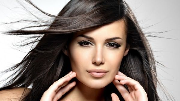Выбирая холодные цвета волос, учитывайте особенности кожи