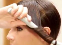 как накрутить волосы на бигуди бумеранги 4