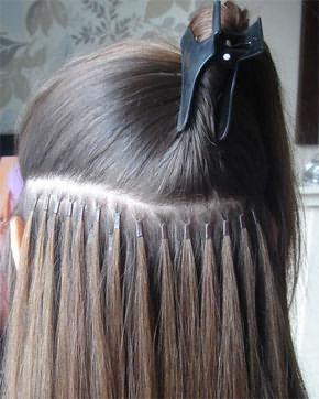 как снять нарощенные волосы в домашних условиях