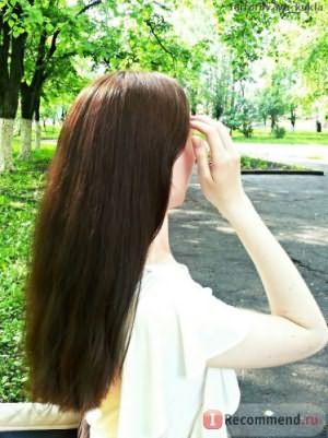 Ламинирование волос в салоне отзывы
