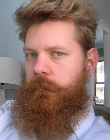 быстрый рост бороды