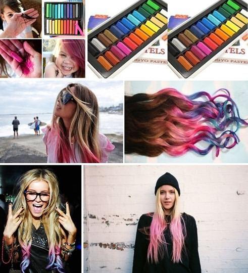 Яркий образ можно создавать ежедневно!