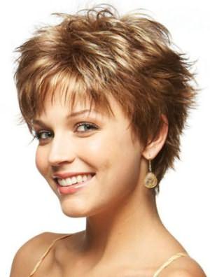лесенка на короткие волосы 3