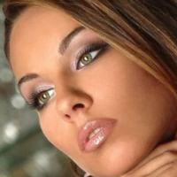 макияж для русых с зелеными глазами 2