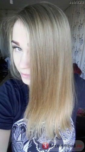 Маска для волос Чистая линия Интенсивная ФИТОмаска Восстановление и объем фото