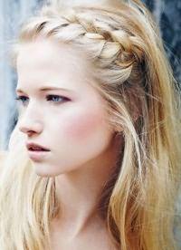 модные укладки на длинные волосы 2015 2