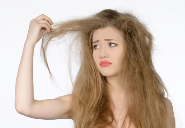 Излишняя сальность волос
