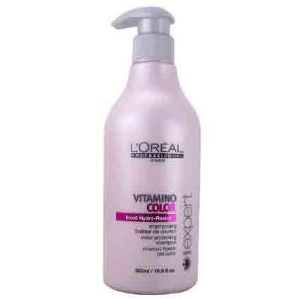 оттеночные шампуни для волос лореаль палитра