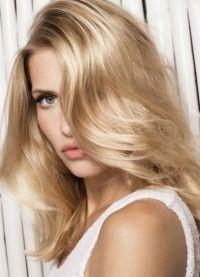 цвет блонд оттенки 9