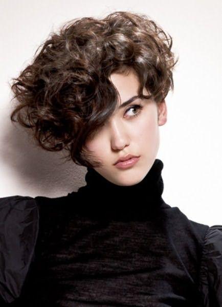 кудри для коротких волос 8