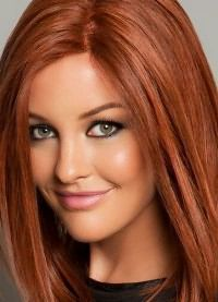 рыжие волосы зеленые глаза 5