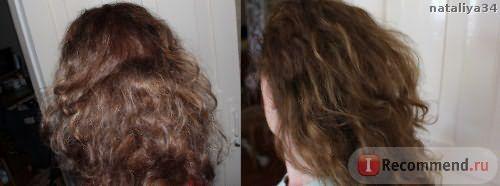 Краска для волос Schwarzkopf Million COLOR 6-0 / Через примерно 1 месяц