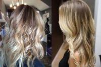 модное окрашивание волос 2016 1