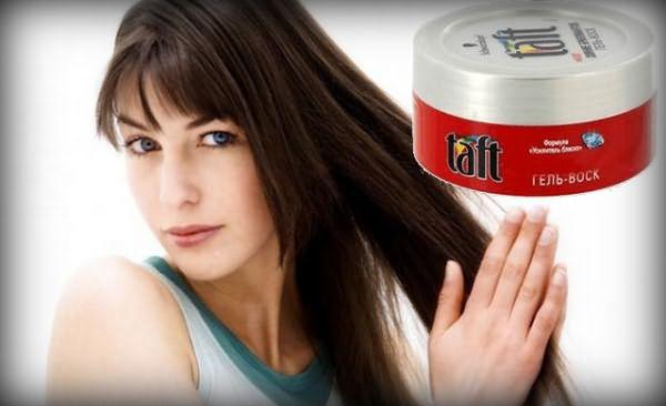 Не знаете, как использовать гель для волос? Для прямых локонов подойдет продукт средней фиксации.