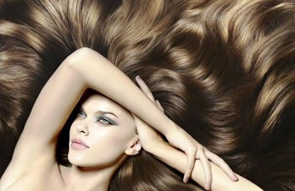 Здоровые, ухоженные волосы