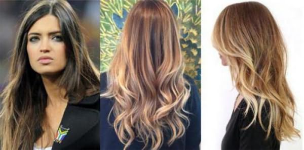 способы окрашивания темных волос
