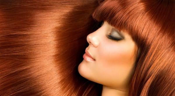 Блеск и красота здоровых волос