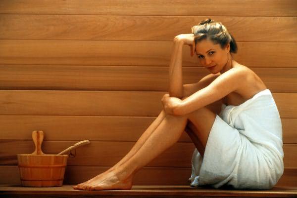Посещение бани следует отложить перед манипуляциями с удалением растительности