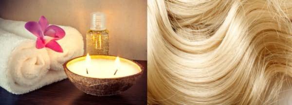 Маска для укрепления волос в домашних условиях