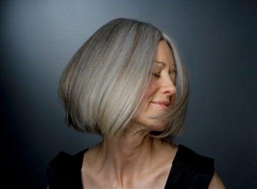 Какая длина волос украсит 50-летнюю женщину?