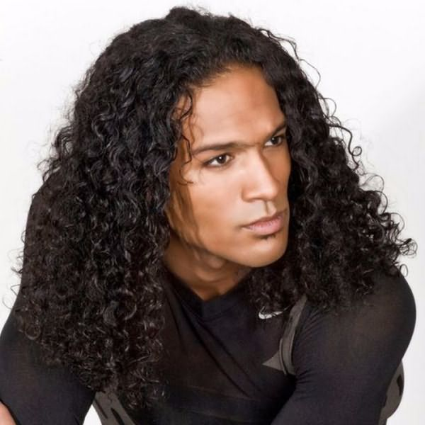 Long Curly Hairstyles for Men (700x700, 327Kb)