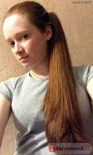 Кератиновое выпрямление Inoar G-Hair фото