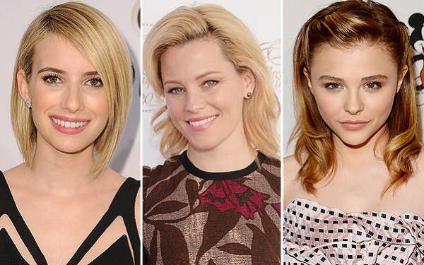Такие разные блондинки