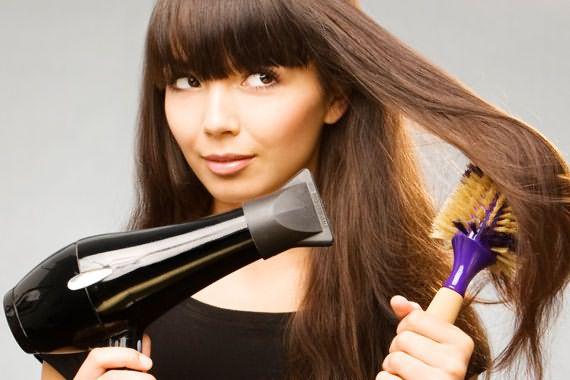 Профессиональный фен для укладки волос