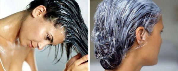 Способы использования масла для волос