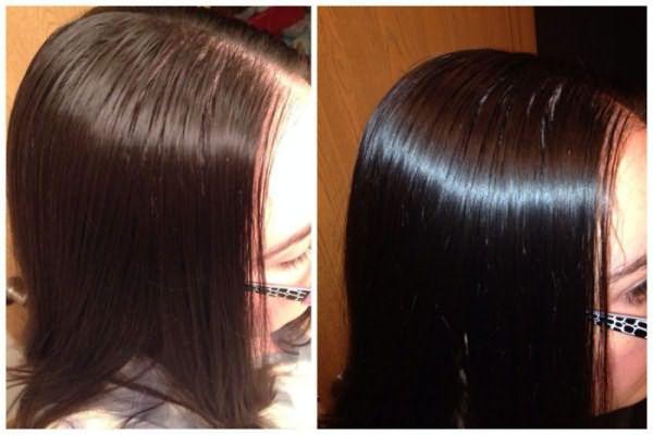 Жожоба для блеска волос