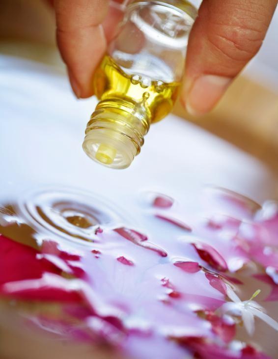 Как сделать масло для волос