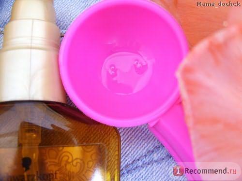 Масло-роскошь Gliss Kur 6 эффектов для восстановления волос