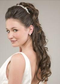 Всегда неповторима и торжественна укладка на длинные волосы на свадьбу.