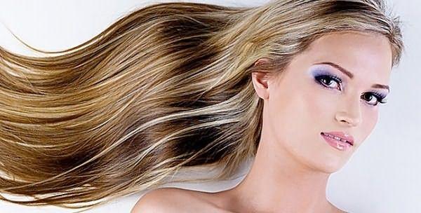 Светлое мелирование подчеркнет безупречность кожи