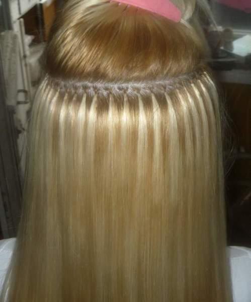 Нарощенные пряди можно носить в течение 6 месяцев, а когда придет срок снимать волосы, можно новое наращивание сделать в тот же день.