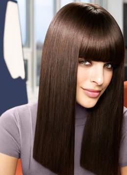 Правильно подобранный цвет волос не должен подчеркивать недостатки внешности