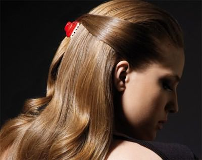 Фото: самый быстрый способ создать причёску – применить крабик