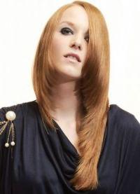 стрижка на длинные волосы без челки 2016 8