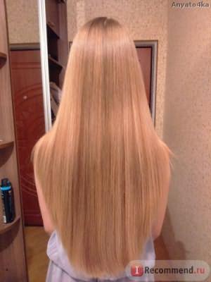 Тонирование волос фото