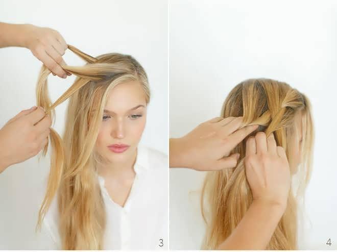 Pyshnaya kosa na bok (6)