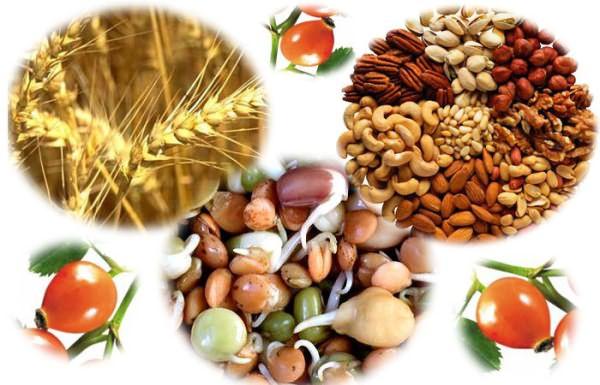 Природные источники инозитола
