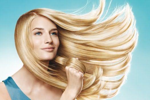 Ухоженные и переливающиеся блеском волосы
