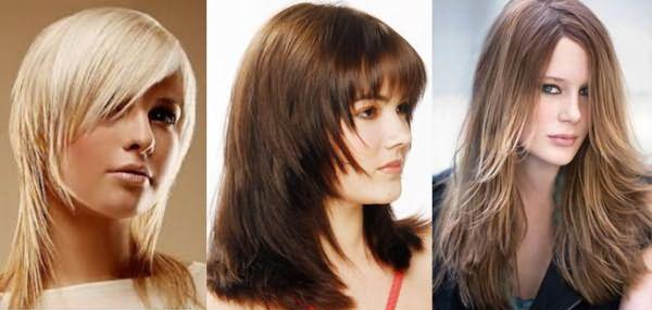 Аврора на волосах разной длины