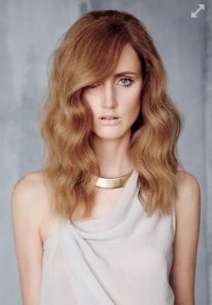 модное окрашивание 2016 на средние волосы 27
