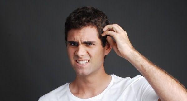 Месяц постоянного стресса - и проявляется зуд, очень редеют волосы.