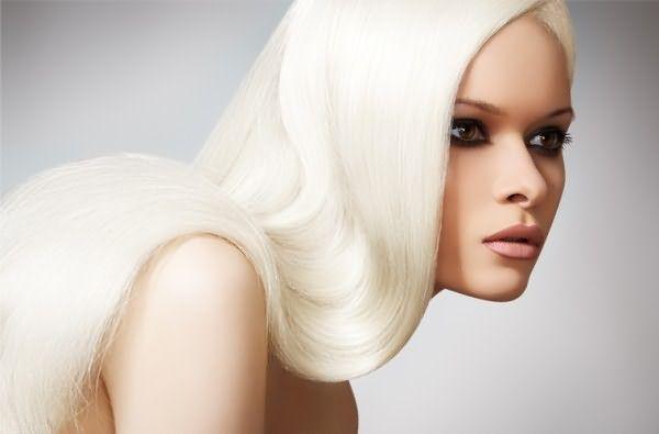 Радикальное блондирование