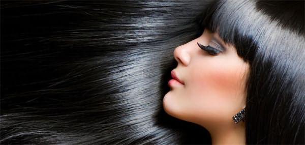Красивые волосы после применения средства