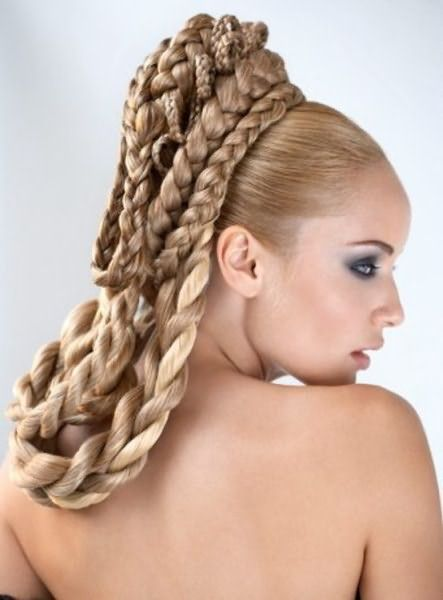 Длинная коса – сила и краса