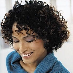 биозавивка на короткие волосы крупные локоны